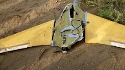 قوات التحالف المشتركة تسقط وتدمر طائرة بدون طيار مفخخة