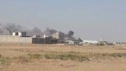 عدن شهود عيان : اشتباكات وإنفجارات في بئر أحمد