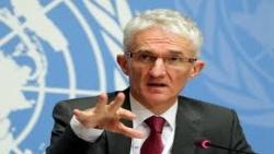 """وكيل الأمين العام للأمم المتحدة """"مارك لوكوك""""يدعو دول الخليج لدرء المجاعة في اليمن"""