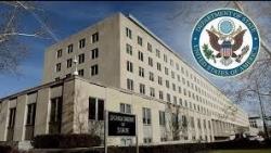 الخارجية الأمريكية : السعودية والحكومة اليمنية مستعدتان للاتفاق على وقف إطلاق النار