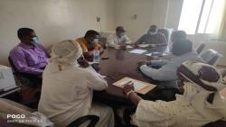 اللجنة المصغرة لمجابهة فيروس كورونا تناقش الوضع الوبائي والإجراءات الوقائية