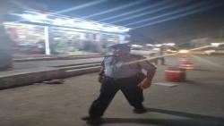 شرطة السير بمديرية الغيضة تعمم لسائقي المركبات خطتها لشوارع المدينة