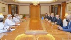 سلطنة عمان والاتحاد الاوروبي يبحثان الازمة اليمنية