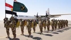 """""""حماة النيل"""" مناورات عسكرية مصرية سودانية مشتركة"""