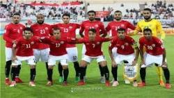 المنتخب الوطني الأول لكرة القدم يستعد لمبارة مع المنتخب السعودية غداً