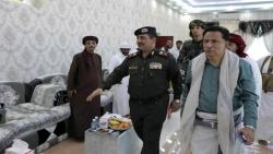 وزير الداخلية يصل محافظة المهرة للاطلاع على الوضع الأمني