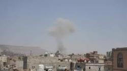 التحالف ينفي تنفيذ أي ضربات جوية على مقر الفرقة الأولى مدرع بصنعاء