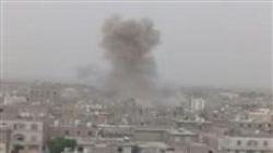 مأرب : قصف حوثي بالصواريخ البلاستية وأنباء عن سقوط ضحايا