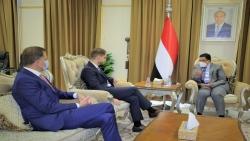 وزير الخارجية: الشعب اليمني لن يسمح لمليشيا الحوثي بتدمير مستقبله