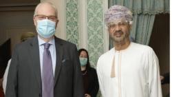 المبعوث الأمريكي لليمن: يشيد بجهود وحرص سلطنة عُمان المستمرة لحل الأزمة اليمنية