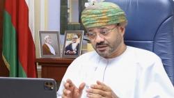 وزير خارجية سلطنة عمان: لدينا قناعة قوية بتوقف الحرب في اليمن