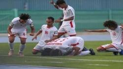 منتخبنا الأولمبي يتغلب على نظيره العماني في بطولة غرب آسيا