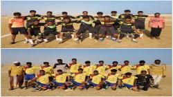 المهرة : تومارس يتأهل إلى نهائي كأس نادي قشن